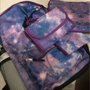 Other - New Kohl's Galaxy Universe Backpack More